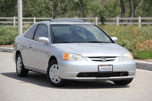 2002 Honda Civic EX Santa Clarita, CA 3