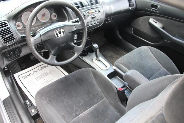 2002 Honda Civic EX Santa Clarita, CA 7