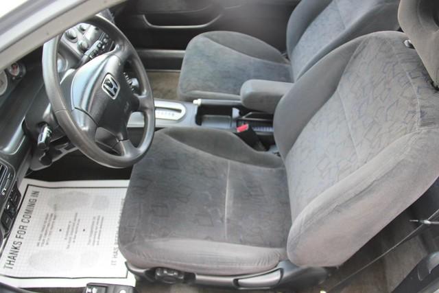 2002 Honda Civic EX Santa Clarita, CA 13