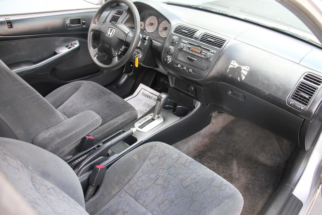 2002 Honda Civic EX Santa Clarita, CA 8