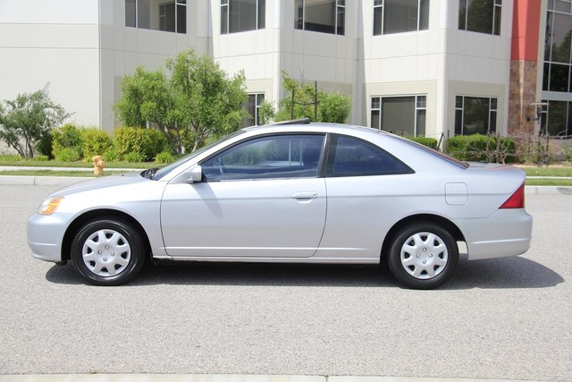 2002 Honda Civic EX Santa Clarita, CA 10