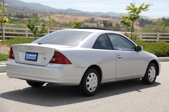 2002 Honda Civic EX Santa Clarita, CA 6