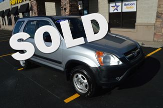 2002 Honda CR-V LX | Bountiful, UT | Antion Auto in Bountiful UT