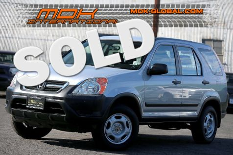 2002 Honda CR-V LX - Just serviced!  in Los Angeles