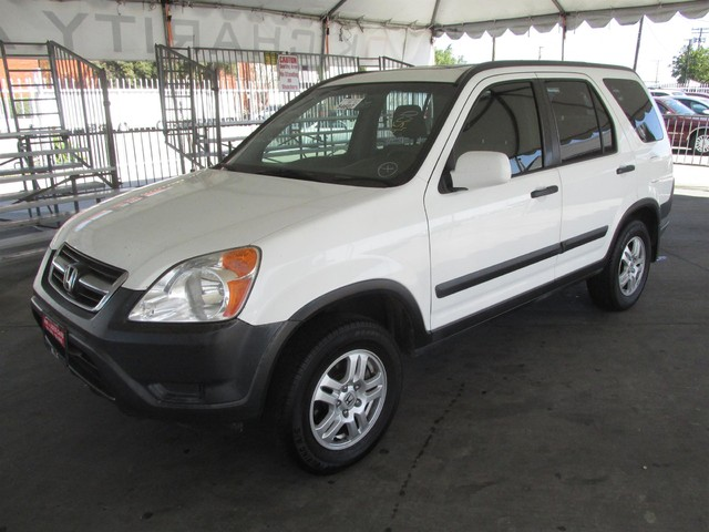 2002 Honda CR-V EX Please call or e-mail to check availability All of our vehicles are availabl