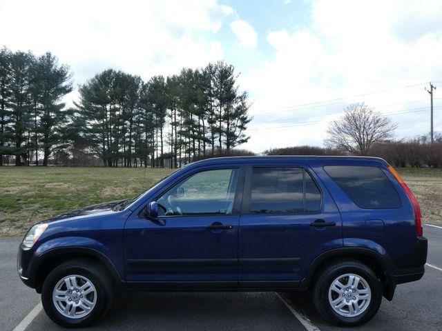 2002 Honda CR-V EX Leesburg, Virginia 4