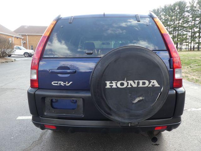 2002 Honda CR-V EX Leesburg, Virginia 7