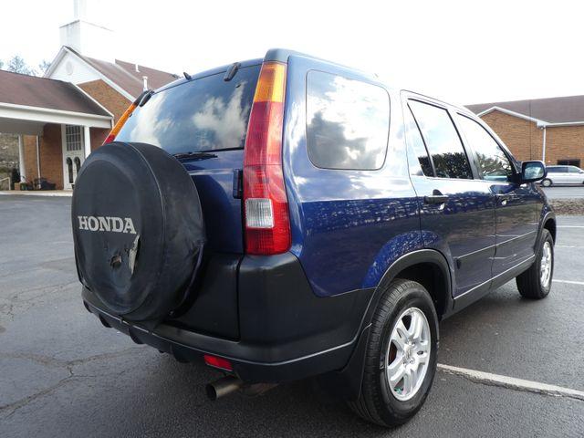 2002 Honda CR-V EX Leesburg, Virginia 2