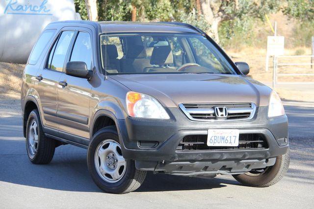 2002 Honda CR-V LX Santa Clarita, CA 3