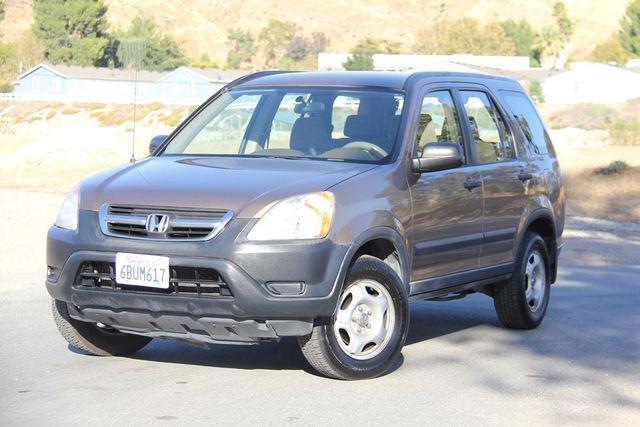 2002 Honda CR-V LX Santa Clarita, CA 4