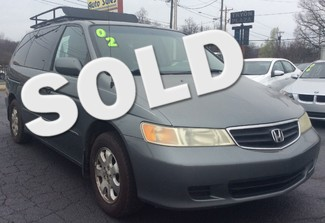 2002 Honda Odyssey EX-L w/Leather in Charlotte, NC