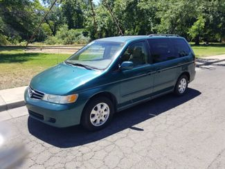 2002 Honda Odyssey EX-L w/DVD/Leather Chico, CA 1