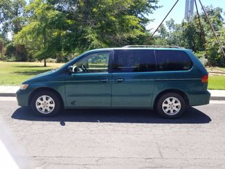 2002 Honda Odyssey EX-L w/DVD/Leather Chico, CA 4