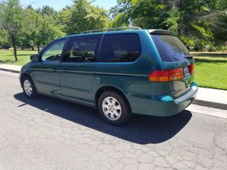 2002 Honda Odyssey EX-L w/DVD/Leather Chico, CA 5