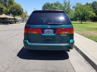 2002 Honda Odyssey EX-L w/DVD/Leather Chico, CA 6