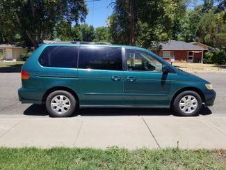 2002 Honda Odyssey EX-L w/DVD/Leather Chico, CA 9