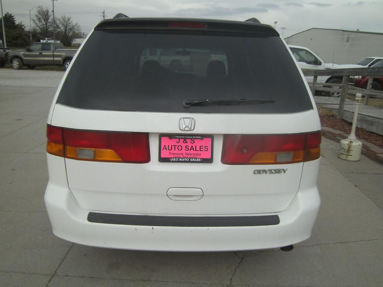 2002 honda odyssey ex city ne js auto sales for Honda fremont auto mall