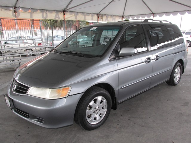 2002 Honda Odyssey EX Please call or e-mail to check availability All of our vehicles are availa