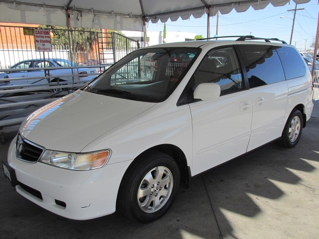 2002 Honda Odyssey EX-L wLeather Please call or e-mail to check availability All of our vehicle