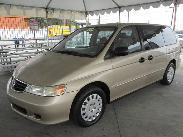 2002 Honda Odyssey LX Please call or e-mail to check availability All of our vehicles are availa