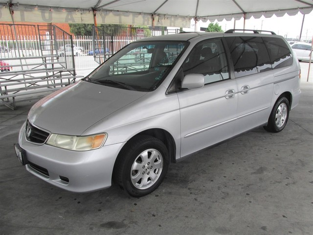 2002 Honda Odyssey EX-L wLeather This particular Vehicle comes with 3rd Row Seat Please call or