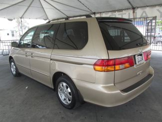 2002 Honda Odyssey EX-L w/DVD/Leather Gardena, California 1