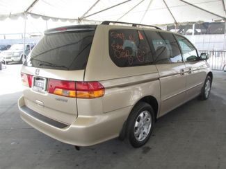 2002 Honda Odyssey EX-L w/DVD/Leather Gardena, California 2