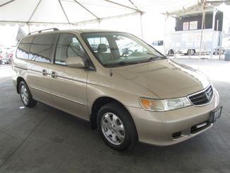 2002 Honda Odyssey EX-L w/DVD/Leather Gardena, California 3