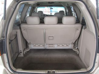 2002 Honda Odyssey EX-L w/DVD/Leather Gardena, California 10