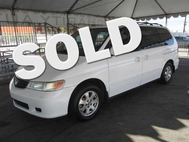 2002 Honda Odyssey EX-L wLeather Please call or e-mail to check availability All of our vehicl