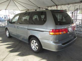 2002 Honda Odyssey EX-L w/Navigation/Leather Gardena, California 1