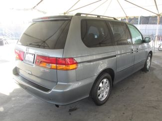 2002 Honda Odyssey EX-L w/Navigation/Leather Gardena, California 2