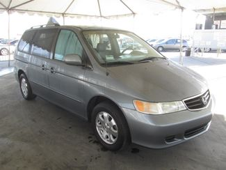 2002 Honda Odyssey EX-L w/Navigation/Leather Gardena, California 3