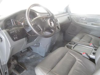 2002 Honda Odyssey EX-L w/Navigation/Leather Gardena, California 4