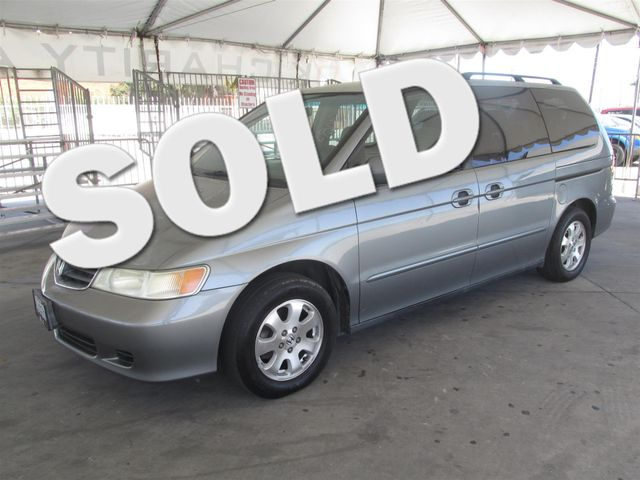 2002 Honda Odyssey EX This particular Vehicle comes with 3rd Row Seat Please call or e-mail to ch