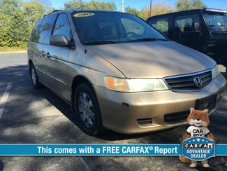 2002 Honda Odyssey EX-L w/DVD/Leather | Harrisonburg, VA | Armstrong's Auto Sales in Harrisonburg VA