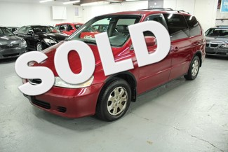 2002 Honda Odyssey EX-L NAV & RES Kensington, Maryland
