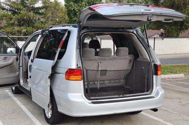 2002 Honda Odyssey EX Reseda, CA 4