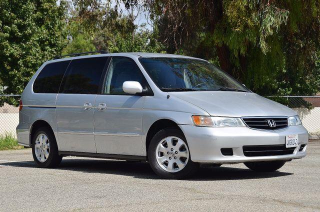 2002 Honda Odyssey EX Reseda, CA 1