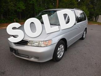 2002 Honda Odyssey EX-L w/DVD/Leather Snellville , GA