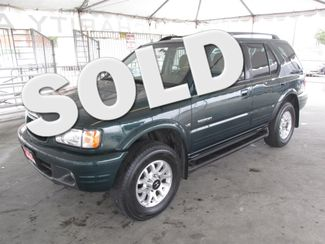 2002 Honda Passport LX Gardena, California