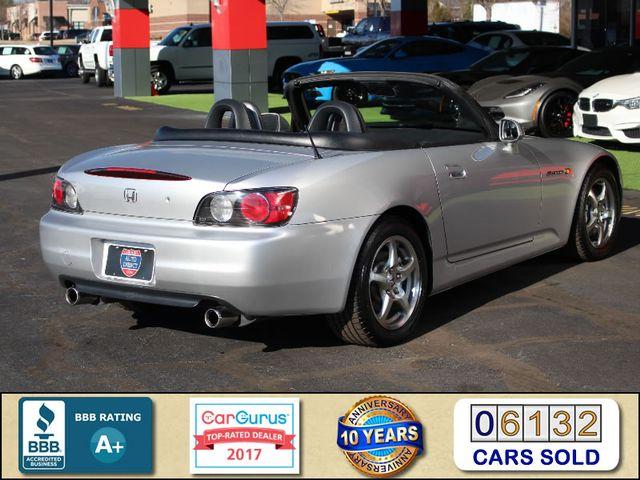 2002 Honda S2000 MICHELIN TIRES - COVER - WINDOW STICKER! Mooresville , NC 2