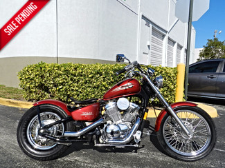 2002 Honda SHADOW CUSTOM BOBBER  in Hollywood, Florida