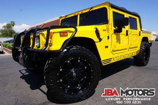 2002 Hummer H1 Open Top Diesel AM General | MESA, AZ | JBA MOTORS in Mesa AZ