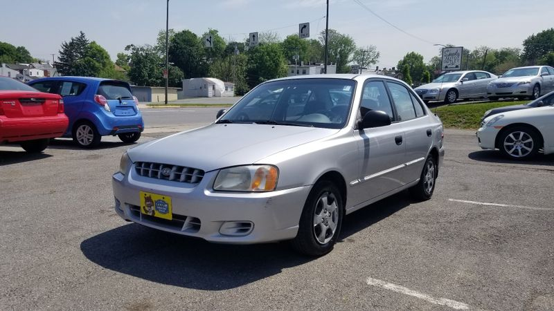 2002 Hyundai Accent GL  in Frederick, Maryland