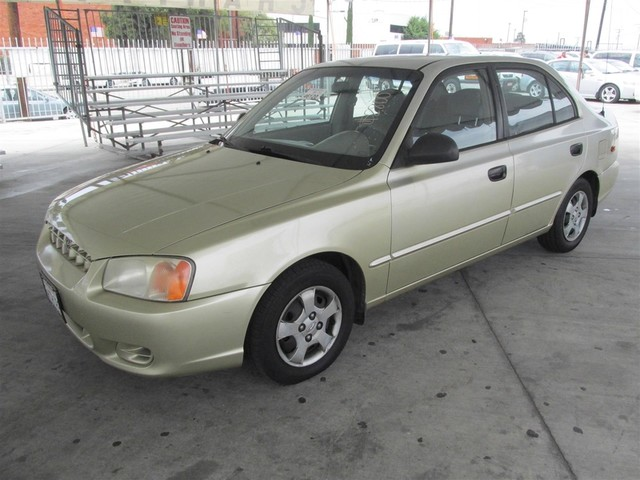 2002 Hyundai Accent GL Please call or e-mail to check availability All of our vehicles are avai