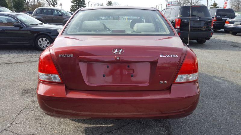 2002 Hyundai Elantra GLS  in Frederick, Maryland