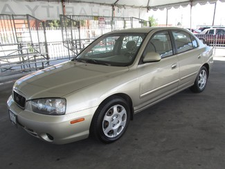 2002 Hyundai Elantra GLS Gardena, California