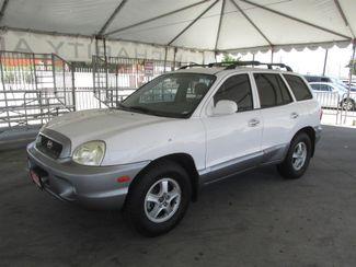 2002 Hyundai Santa Fe GLS Gardena, California