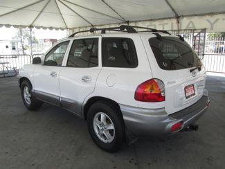 2002 Hyundai Santa Fe GLS Gardena, California 1